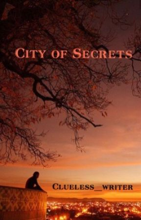 City of Secrets (The Lost Waterbender sequel) by clueless__writer
