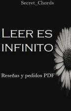 Leer es infinito by Secret_Chords
