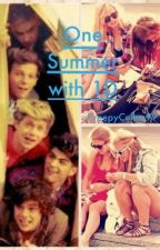 One Summer with 1D by Mainstream_Hipster