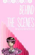 Behind The Scenes ➳ Phan AU by NewYearNewMeme