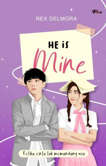 He is mine (Proses Terbit)