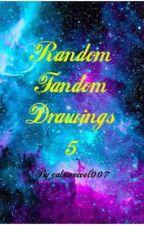 Random fandom drawings 5 by catsarecool007
