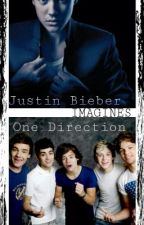 Justin Bieber and One Direction imagines by Believe_Direct