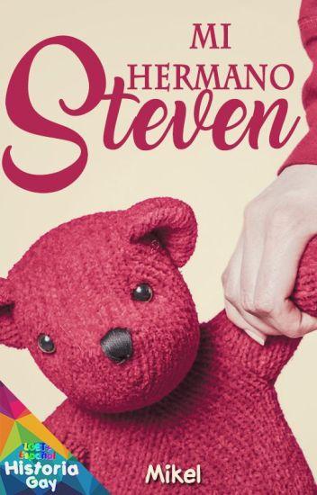 Mi hermano Steven.