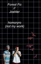 Forest Fic // Joshler  by homoryro