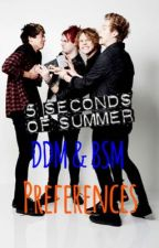 5 Seconds of Summer DDM/BSM Preference Book by SpringtimeTumblrRead