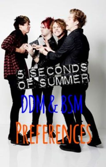 5 Seconds of Summer DDM/BSM Preference Book