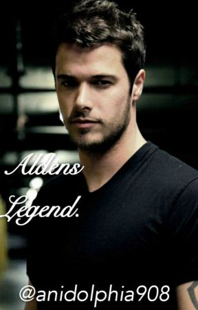 Alden's Legend. by anidolphia