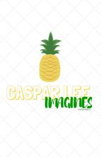 Caspar Lee Imagines by Lunaticphoebe