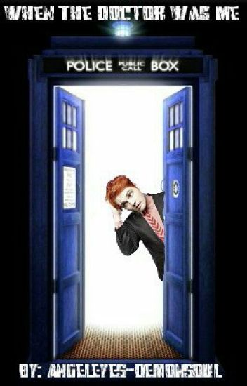 When The Doctor Was Me (Frerard Doctor Who AU)