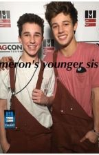 Cameron's younger sister (hunter Rowland fanfic) by magconstoriess3