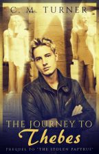 The Journey To Thebes by bibliolumbricus