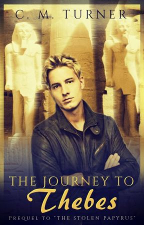 The Journey To Thebes by _cmturner_