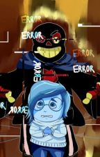 My Mistakes... (Undertale AU's X Inside Out Crossover) by SylvephoxTeris