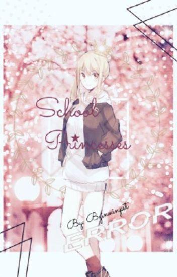 School Princesses  FairyTail Fan-Fiction