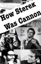 How Sterek was cannon [Hobrien] by NiniGodoy