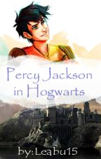 Percy Jackson in Hogwarts by leabu15