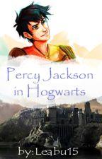 Percy Jackson in Hogwarts by leabu15