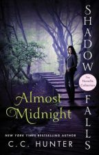 Almost Midnight (Shadow Falls: After Dark, #3.5) by C.C. Hunter by houssamlvc