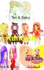 Sakura New Powers by MiraLOVESJun