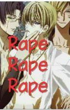 Yaoi Rape Rape Rape  by Ritsaki-chan