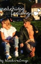 Catching Feelings // jailey by deezneez