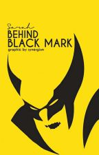 Behind Black Mark by toppling