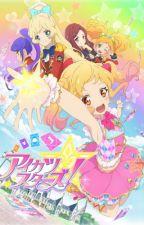Aikatsu Stars: Rising Stars by AngelicaAurora
