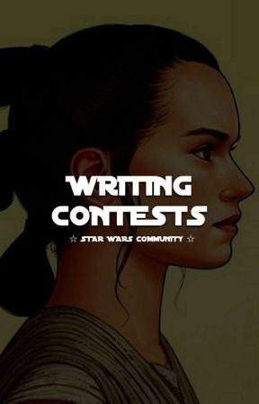 WRITING CONTESTS by starwarscommunity
