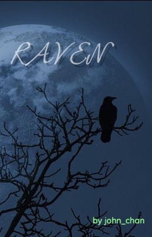 Raven by john_chan