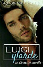 Luigi Ylarde by LuhnaRIA