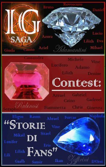 IG Contest|| Storie di Fans