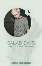 salad days「bts」 by ancientbangtan