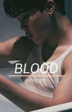 Blood » Jimin √ by antevorte