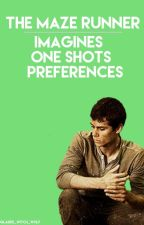 The Maze Runner Imagines / REWRITING AND EDITING by Glader_Witch_Wolf