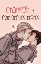 Champán y calzoncillos negros (fanfic drarry) by PerlitaNegra