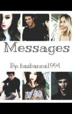Messages II C.D. ✅ by hazbanna1994