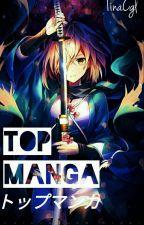 Top 15 manga  by TiinaGms