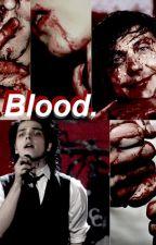 Blood. « Frerard Murder AU by darrenrcriss