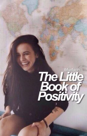 the little book of positivity by marfach