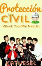 Protección Civil- VKook YoonMin Y NamJin by kathesel