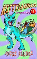 Kittysaurus Rex by JudgeKludge
