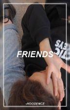friends; Luke Hemmings [#Wattys 2016] by -hoodence