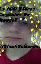 As 100 Piores Cantadas Do Mundo! by MinahDoHoran