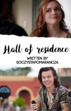 Hall of residence | Harry Styles by soczystapomarancza