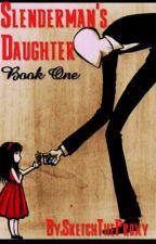 Slenderman's Daughter by Sketchy-Poo