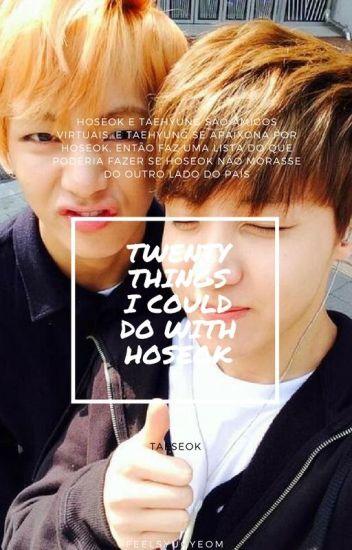 twenty things i could do with hoseok ❌ tae+seok