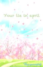 Your lie in april › Jinmin. by whtthell