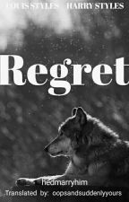 Regret ➮ larry stylinson  [spanish translation] by oopsandsuddenlyyours