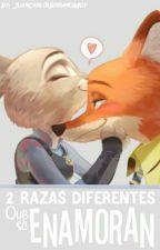 Historia De Dos Razas Diferentes Que Se Enamoran by JuanCarlosSerranoMoy